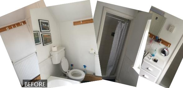 Bathroom installation case study